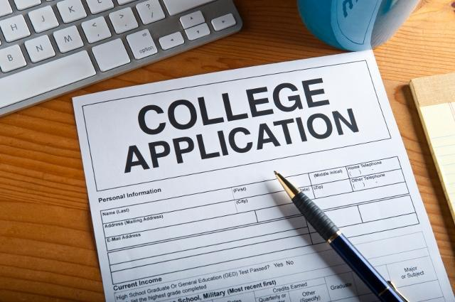 YOUR COLLEGE APPLICATION - A CUT ABOVE THE REST!